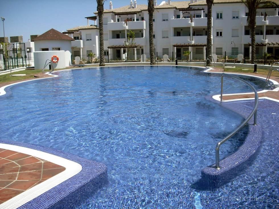 Alquiler apartamento en la playa de la Barrosa, Urbanización Taymar, Chiclana