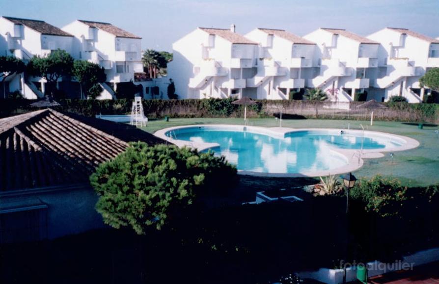 Apartamento en la urbanización Pueblo Marinero, Costa Sancti Petri, Chiclana