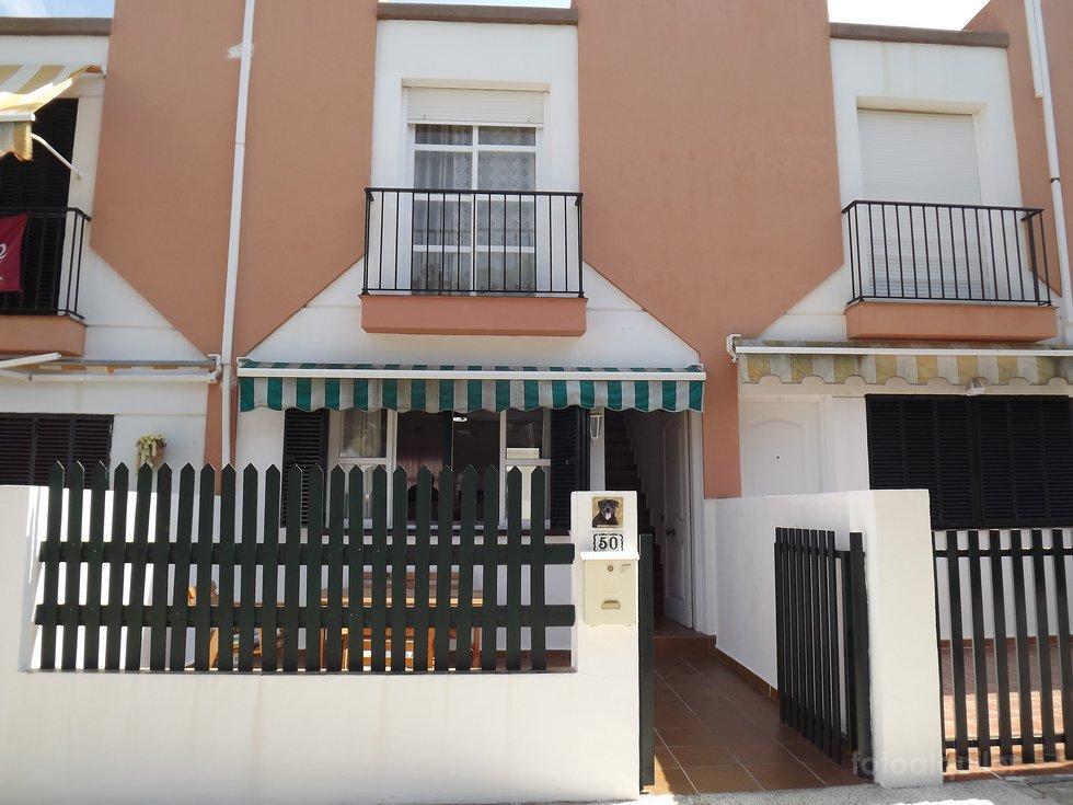 Alquiler de duplex en la urbanización Playasol, Chiclana de la Frontera