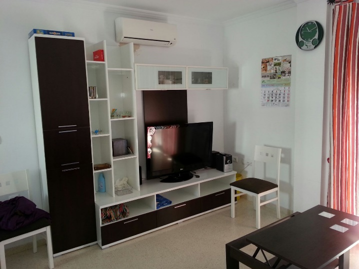 Alquiler de apartamento en el Edificio Padilla, Chipiona, Costa de la Luz, Cádiz.