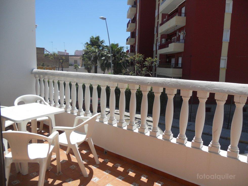 Alquiler de piso en Chipiona, Costa de la Luz, Cádiz, ref.: chipiona4067