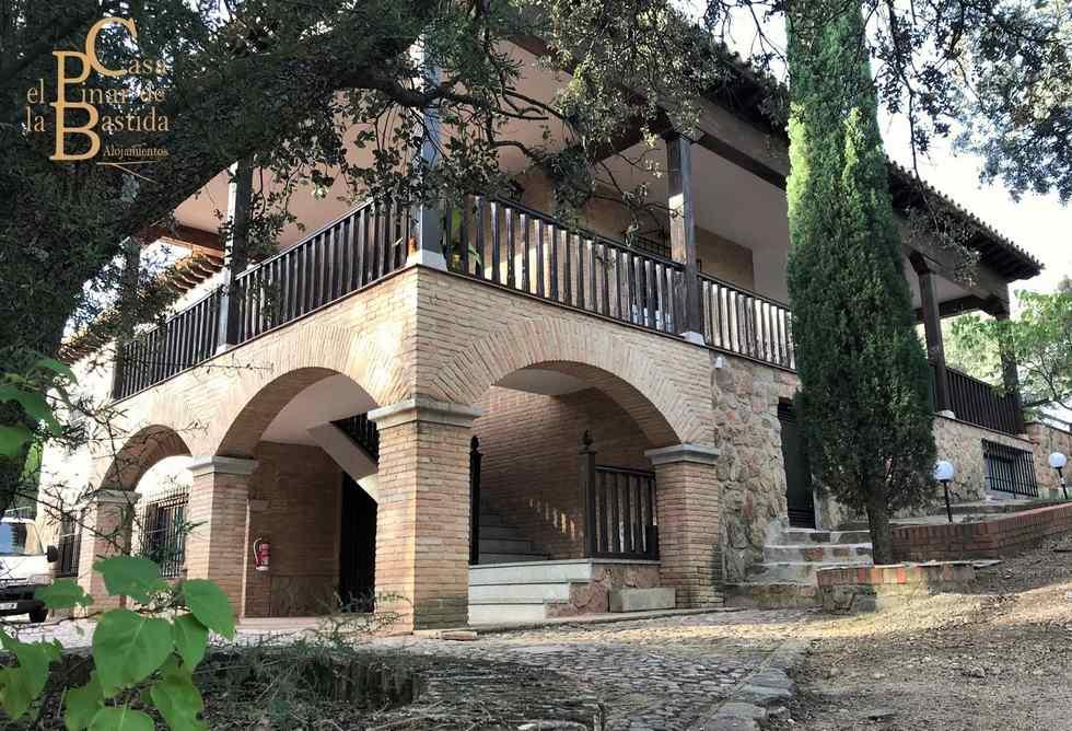 Casa Rural Cigarral El Pinar del Sapo en Toledo
