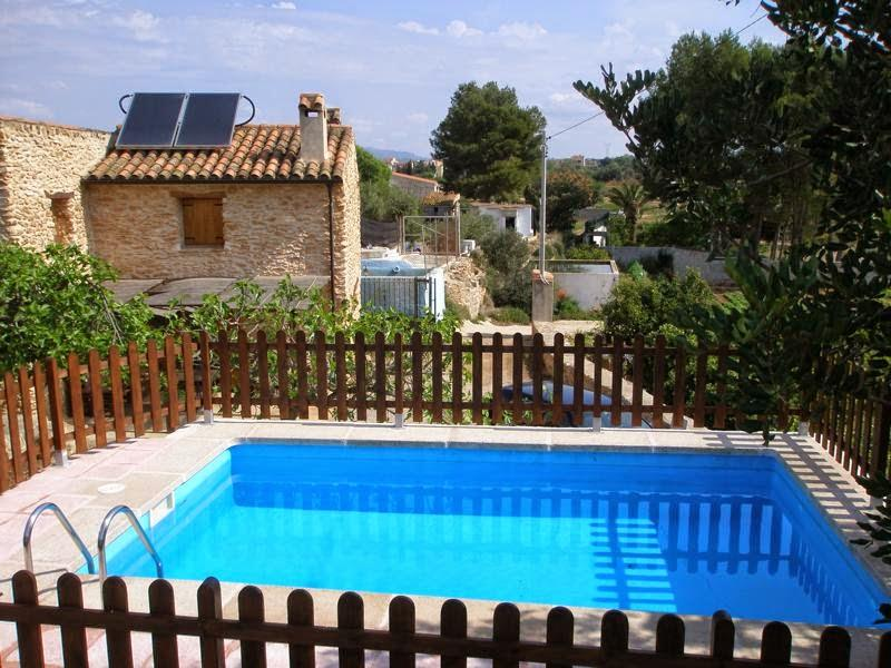 Caseta dels Cirerers, alojamiento rural en Masdenverge, Tarragona