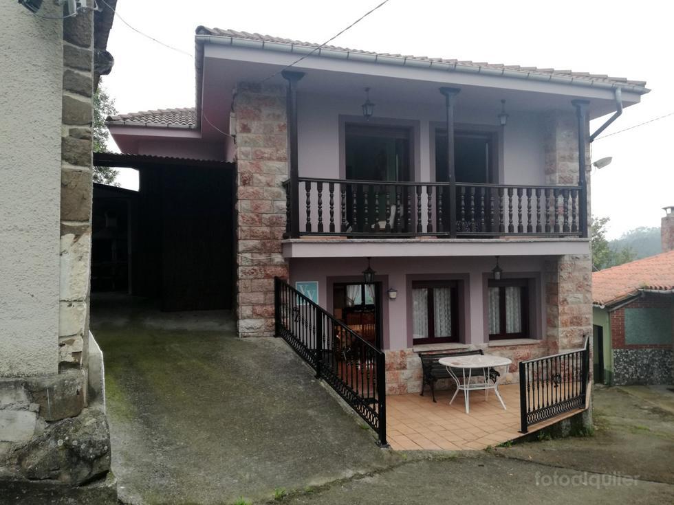Alquiler de casa de pueblo en El Cuetu-Libardón, Colunga, Asturias, ref.: colunga10735