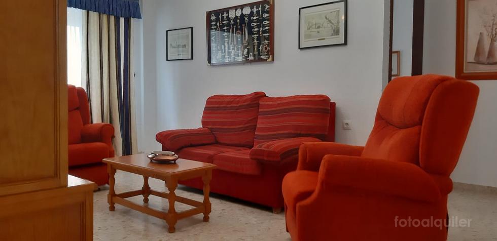 Alquiler de casa para vacaciones con 3 dormitorios en Conil de la Frontera