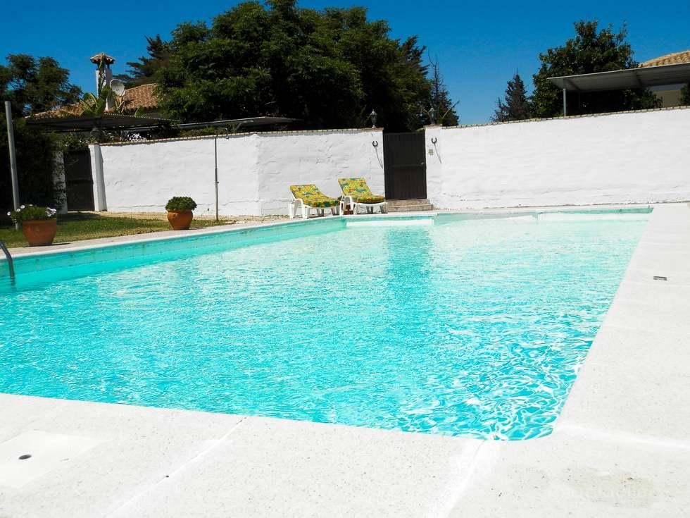 Alquiler de chalets con piscina en Conil de la Frontera, Cadiz