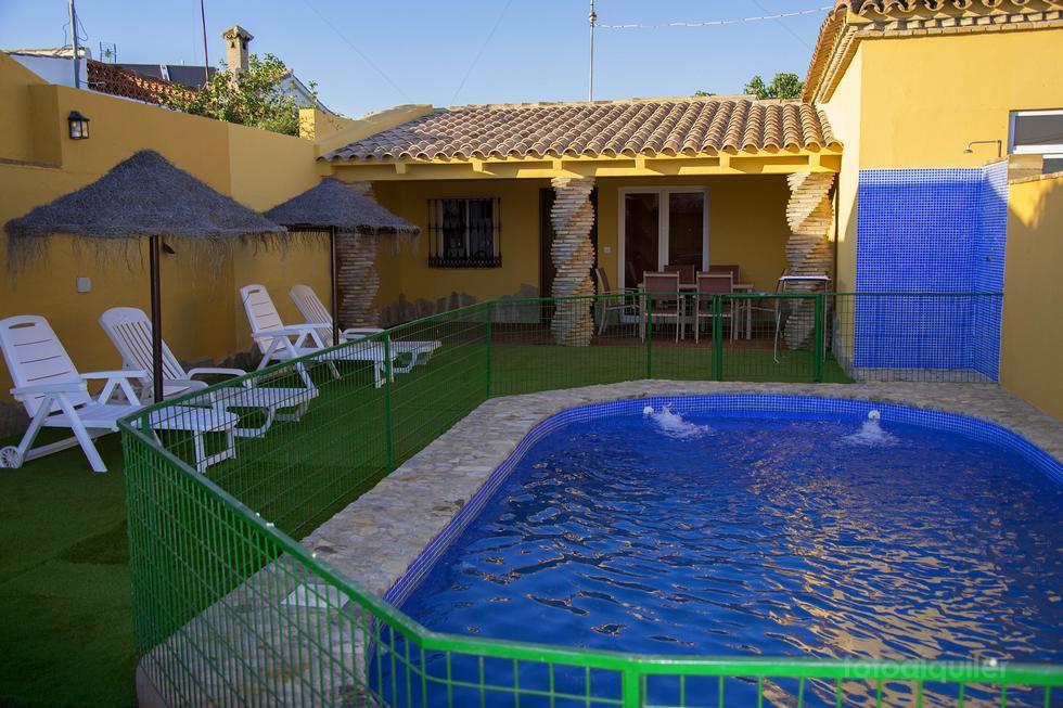 Alquiler de casa para vacaciones en Conil de la Frontera