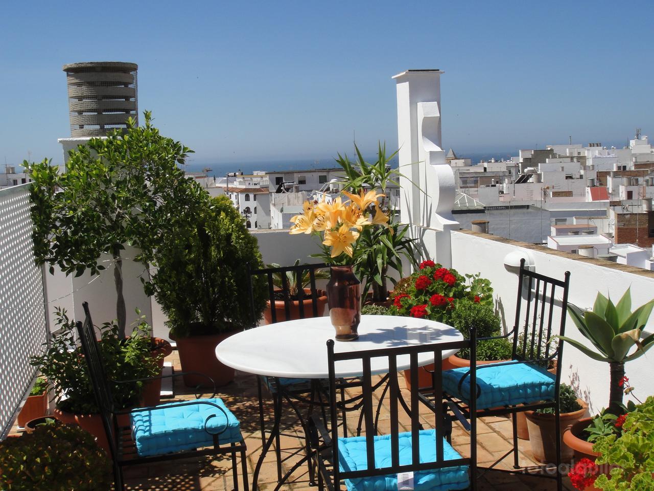 Alquiler piso vacaciones de 3 dormitorios en Conil de la Frontera