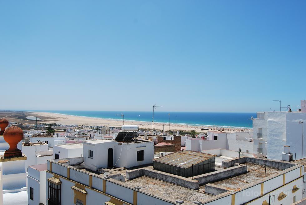 Apartamento con solarium en Conil de la Frontera