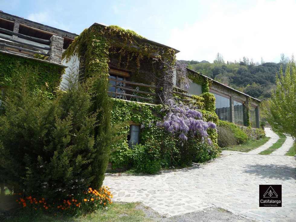 Cortijo Catifalarga en Capileira, La Alpujarra, Granada