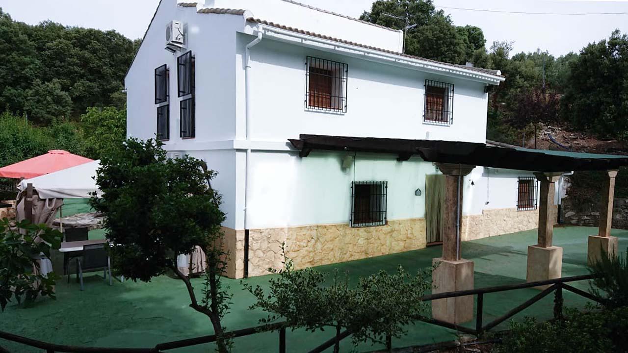 Alquiler de Cortijo Las Chorreras, Illora, Granada