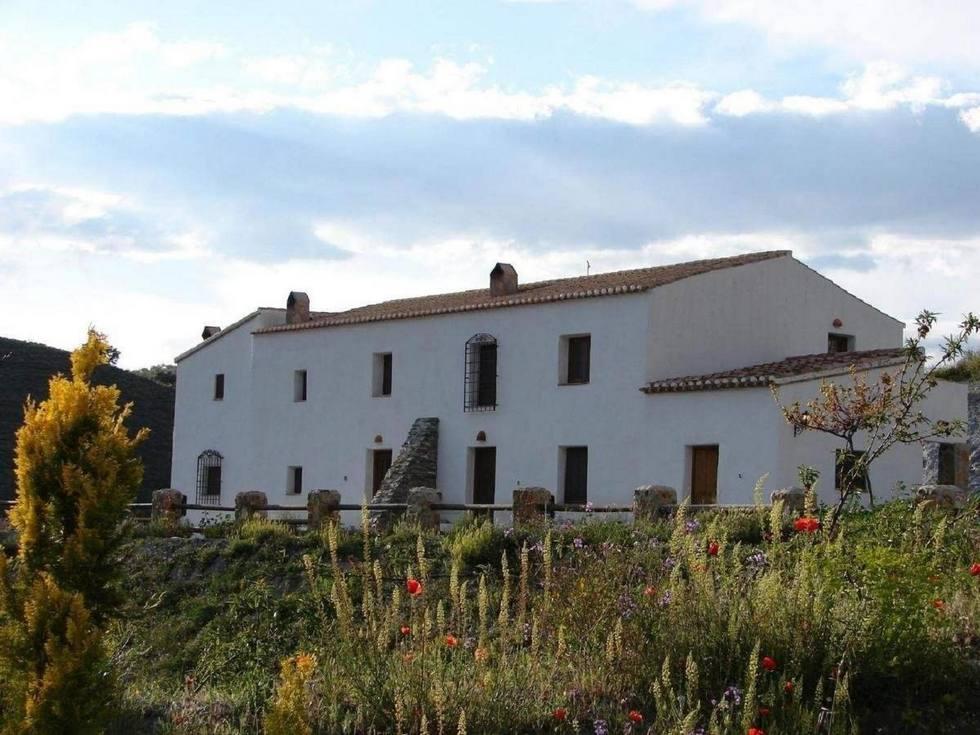 Cortijo Leontino, casas rurales en Taberno, Almería