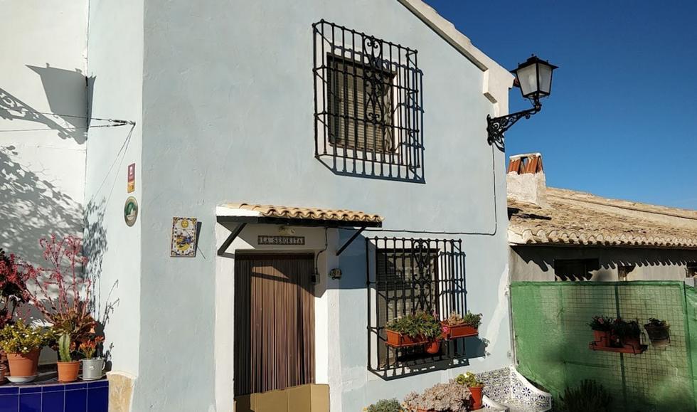 La Señorita, Cortijo rural en Mula, Murcia.
