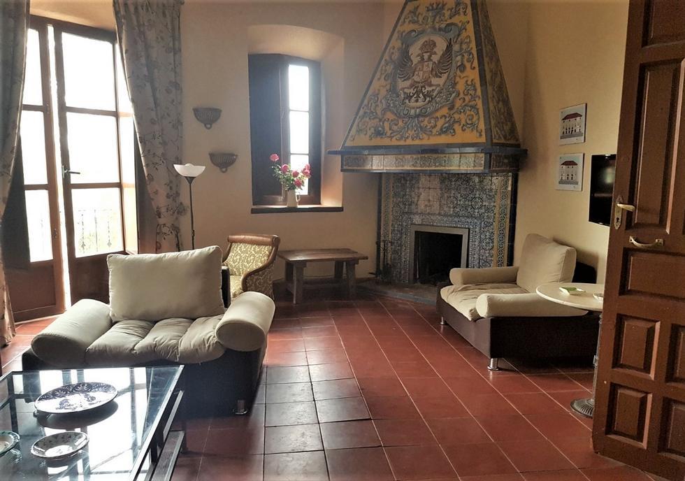 Cortijo Salido Bajo, casa rural en Navas de San Juan, Jaén