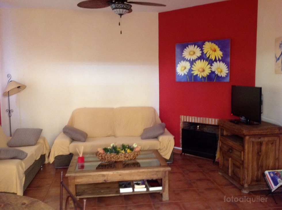 Residencial Tartessos, alquiler chalet dos dormitorios en Costa Ballena