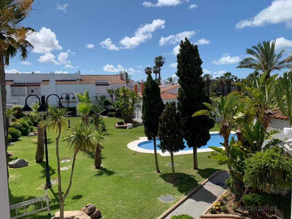 Casa adosada en primera línea de playa en Costa Ballena, Rota, Cádiz