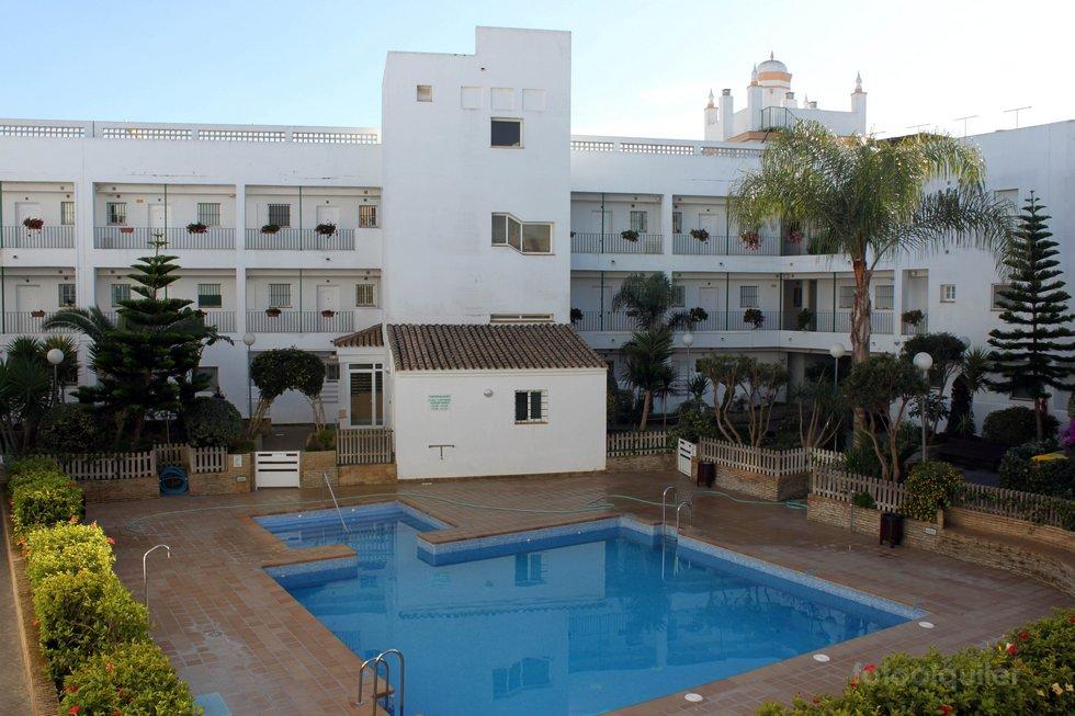 Alquiler de piso dos dormitorios en Costa Ballena, Rota