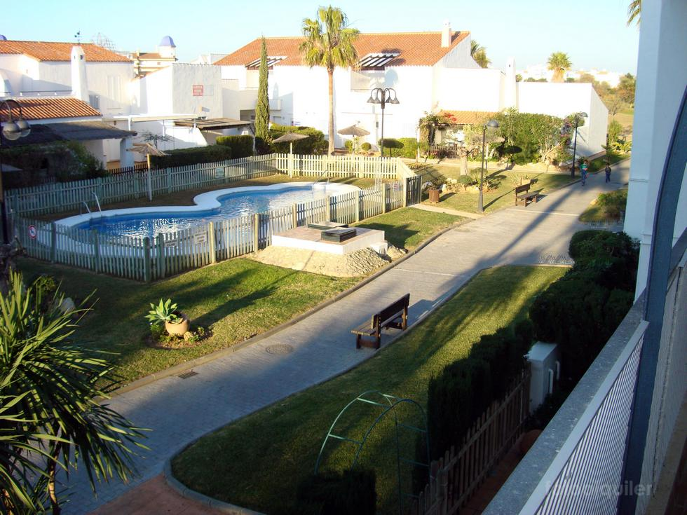 Alquiler de apartamento en Costa Ballena, Urbanización Las Salinas, Rota
