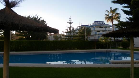 Alquiler de apartamento para 8 personas en Costa Ballena, urbanización Playa Ballena 1
