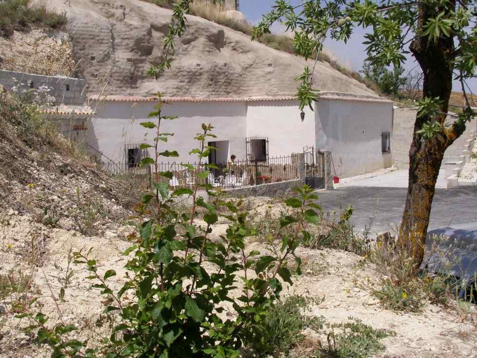 Cuevas del Sol Naciente, casa cueva en Cuevas del Campo, Granada