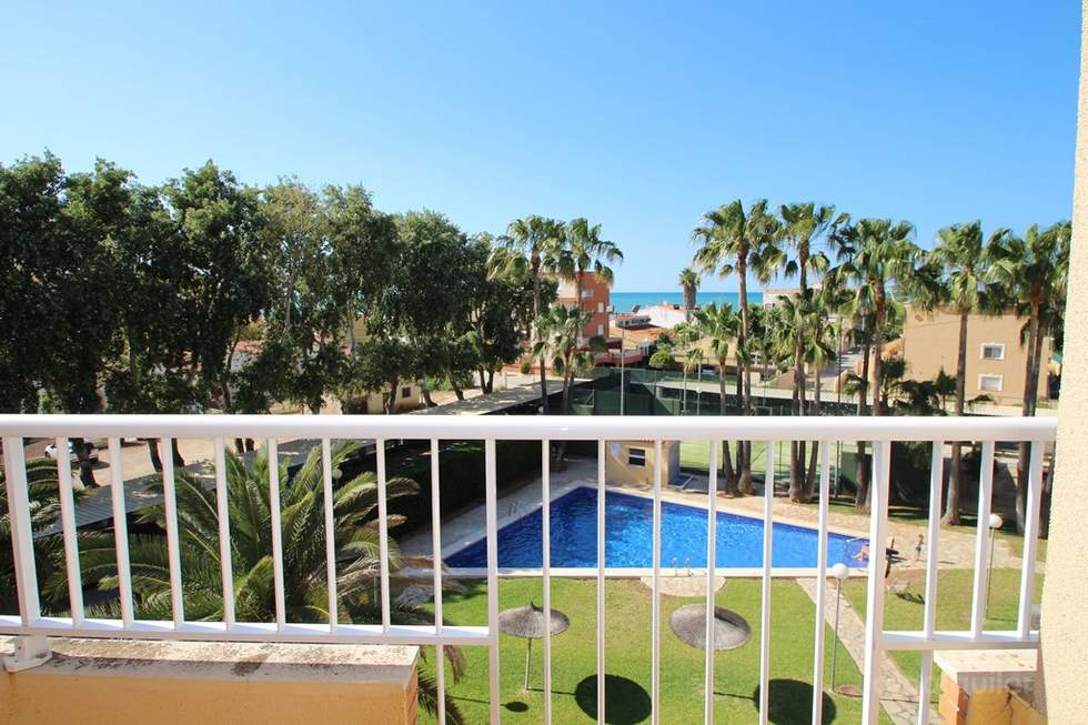 Alquiler de ático duplex en el Residencial Mediterráneo Playa en Las Marinas, Denia, Alicante, ref.: denia-10902