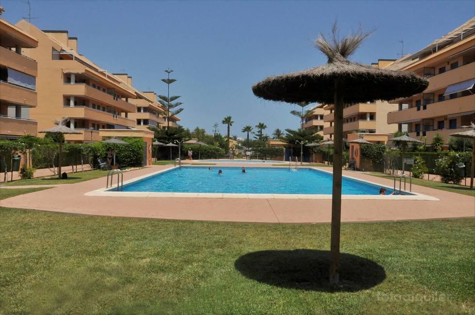 Apartamento en Denia, urbanización La Marjal, Alicante