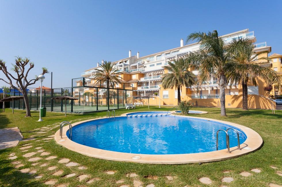 Alquiler de apartamento en la Urbanización Sueños de Denia II, Denia, Alicante, ref.: denia1402