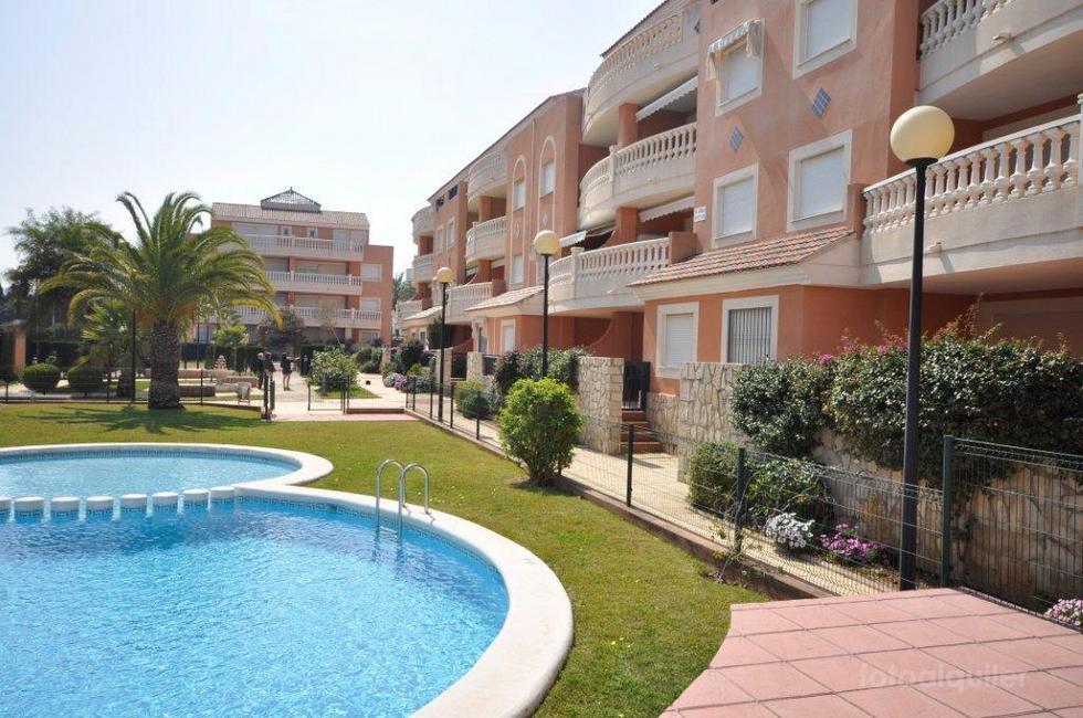 Alquiler de apartamento en Denia, Urbanización Playasol, Costa Blanca, Alicante, ref.: denia2075