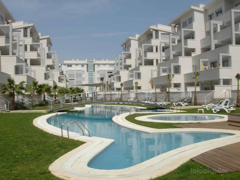 Alquiler de apartamentos en la Urbanización Elegance Denia, Denia, Alicante, ref.: denia4366