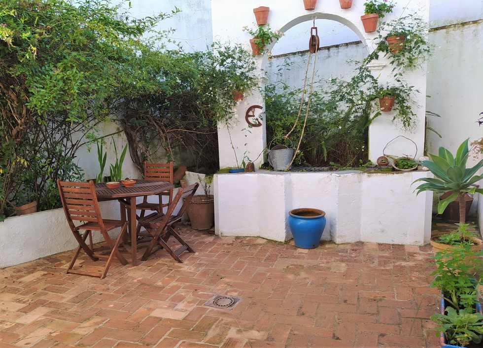Casa Rural Doña Librada El Pozo en Campofrío, Huelva