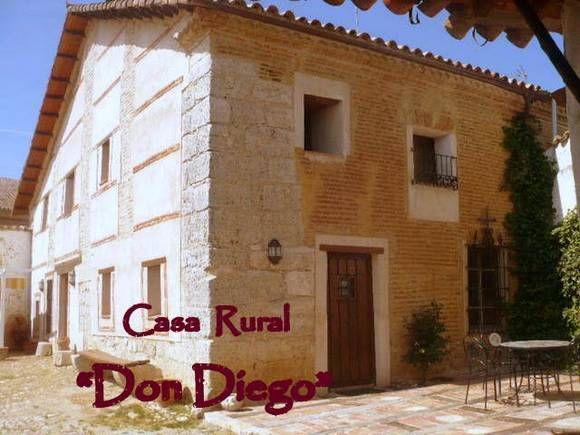 Casa Rural Don Diego, alojamiento rural en Casasola de Arión, Valladolid. Ref: dondiego