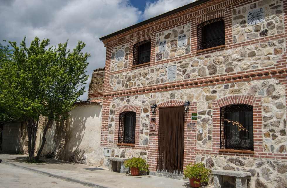 Casa rural Duquesa de la Conquista en Vega de Santa María, Ávila.
