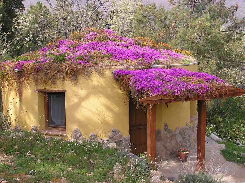 Ecopangea, cabañas rurales en Valverde de la Vera, Cáceres