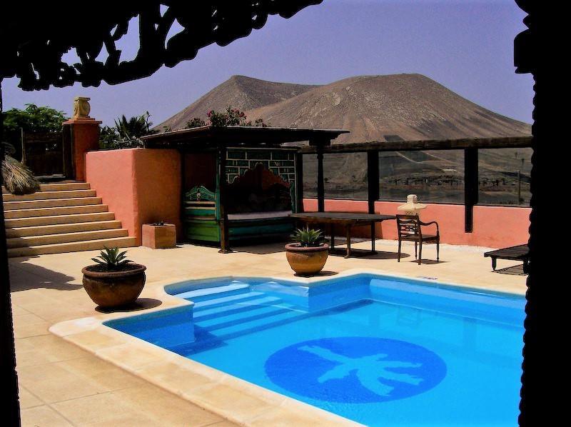 Casa El Aljibe, alojamiento rural en Uga, Lanzarote, Islas Canarias