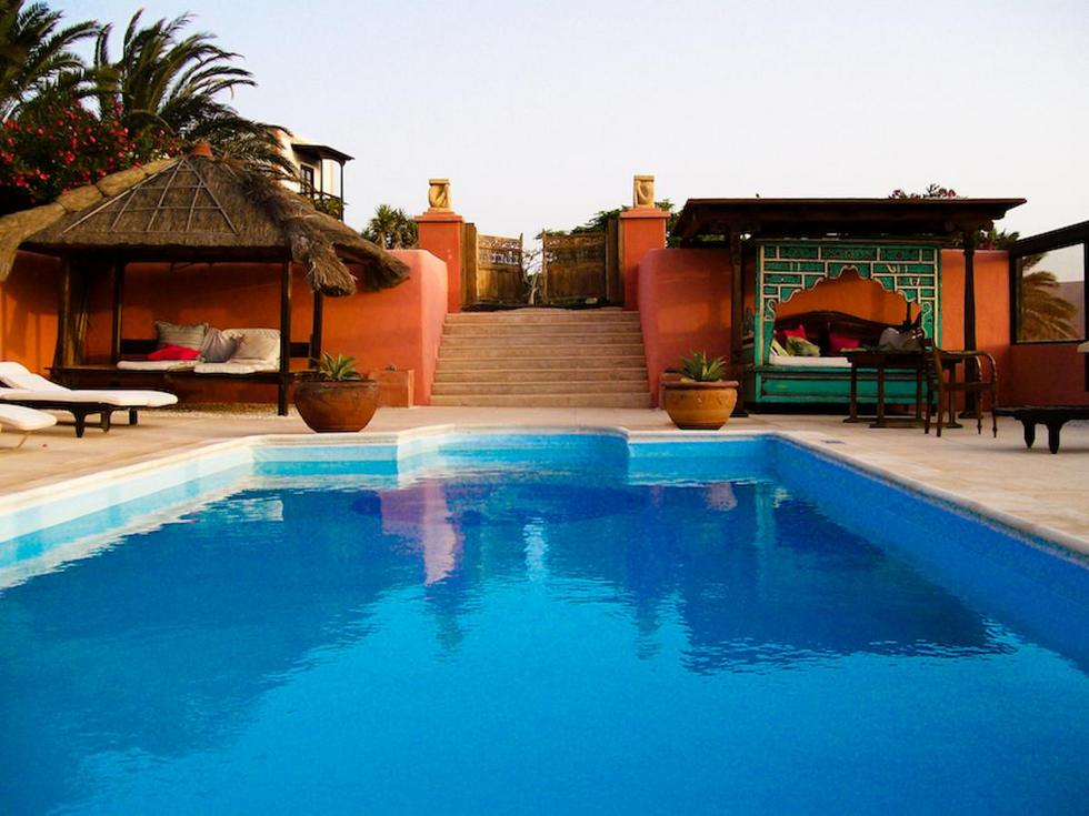 Casa el Alpende, alojamiento rural el Uga, Yaiza, Lanzarote, Islas Canarias