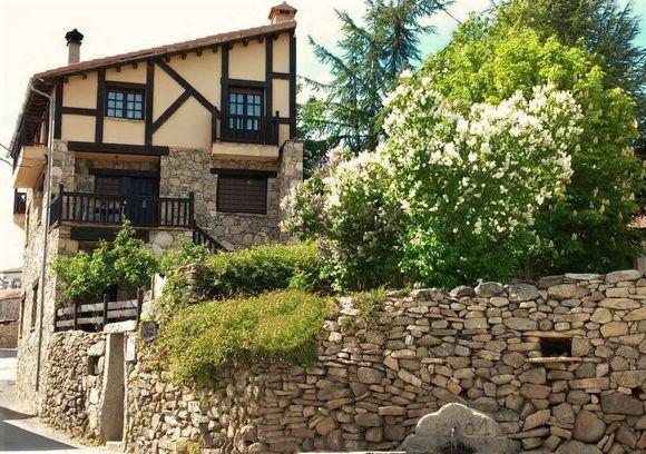 El Artesano 1, casa rural para 6 personas en la Sierra de Gredos, Navarredonda de Gredos, Avila