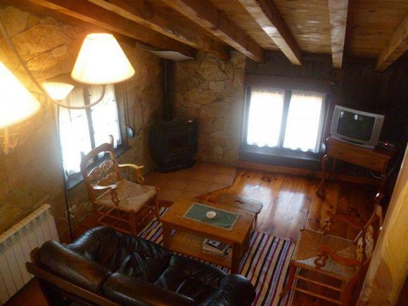 El Artesano 3, bonito apartamento rural para 2 personas en Gredos, Avila
