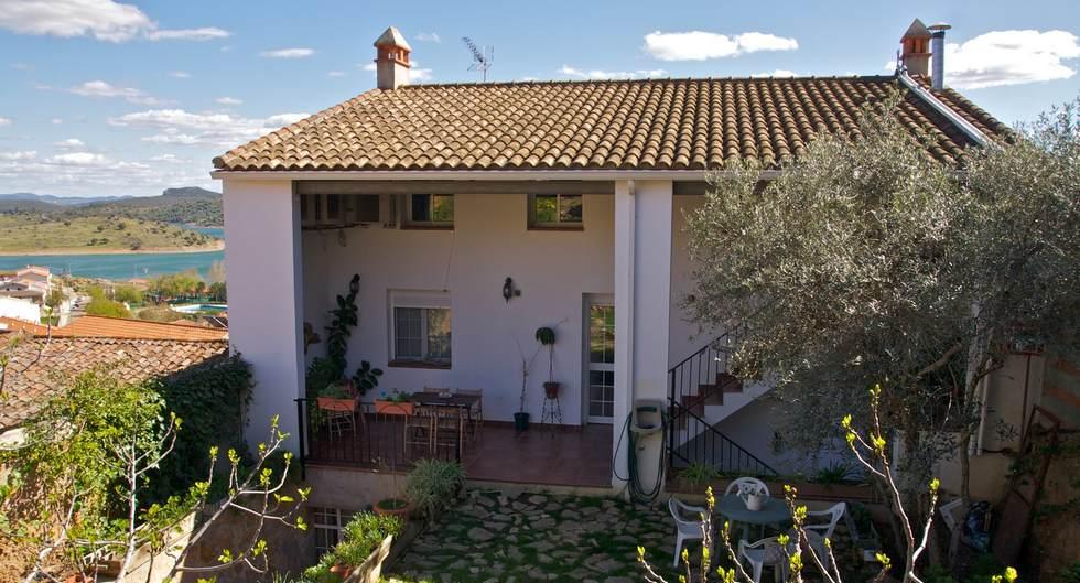 Alquiler de Casa Rural El Balcón de Alange en Alange, Badajoz
