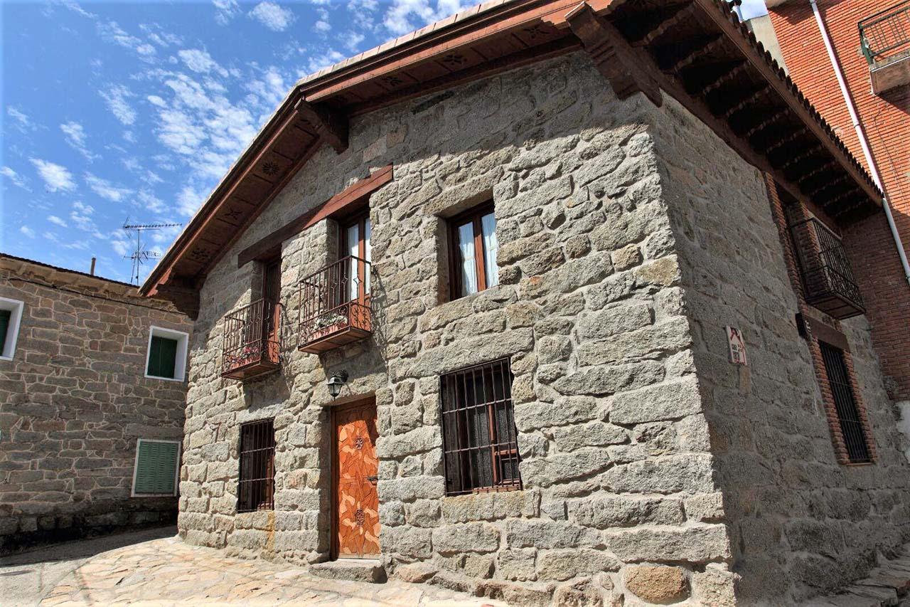 El Balconcillo del Alberche, casa rural completa en Navaluenga, Ávila
