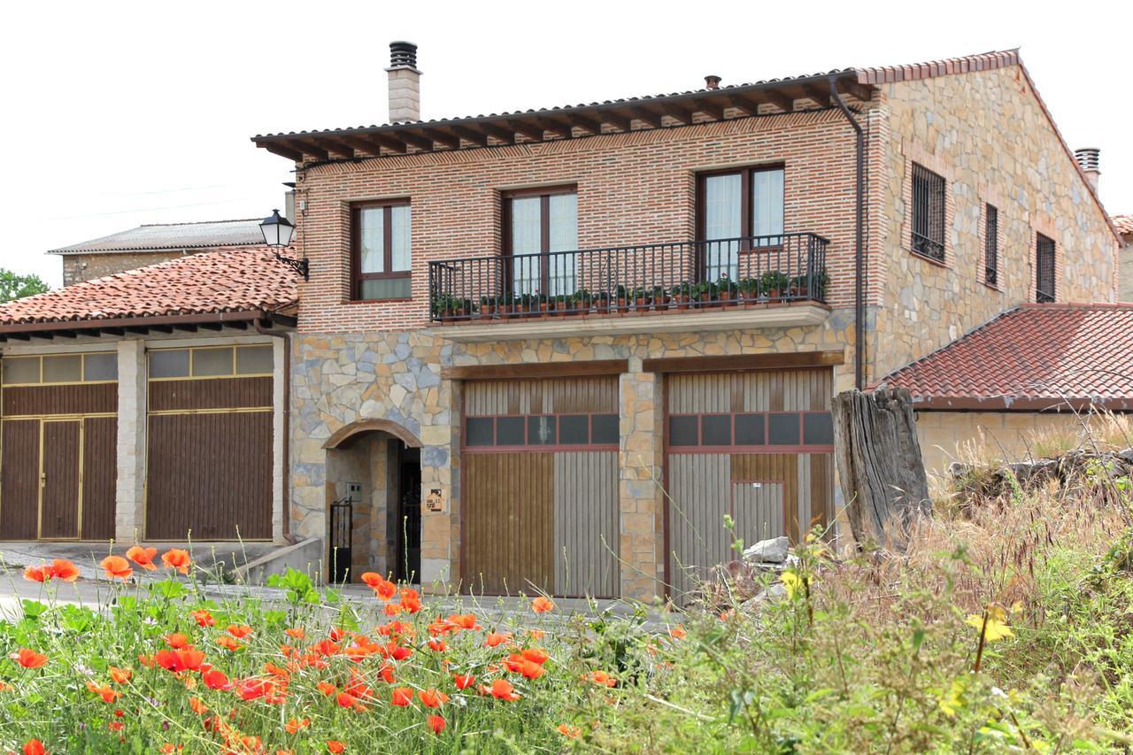 Alquiler de casa rural El Carrascal en el Cañón del río Lobos, Casarejos, Soria