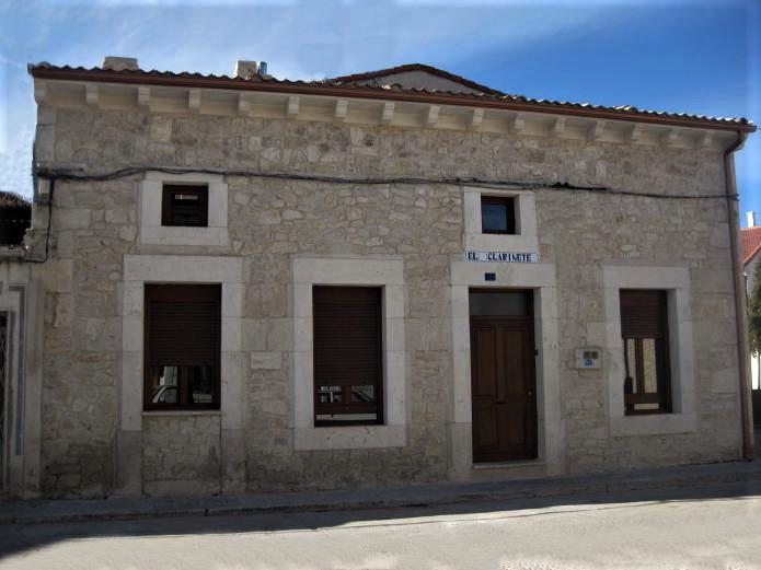El Clarinete, alquiler de Casa Rural en Campaspero, Valladolid