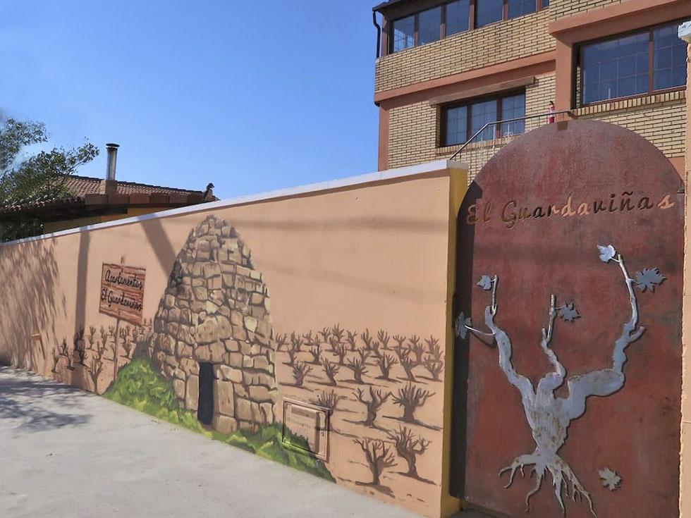 Apartamentos Rurales El Guardaviñas en Ábalos, La Rioja