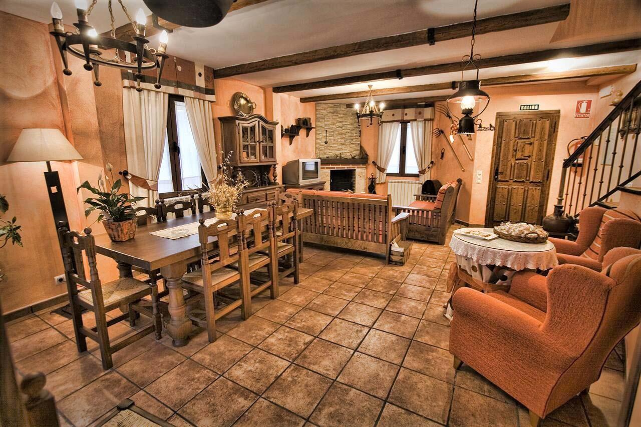 El Herrero de Pollos, casa rural para 8 personas en la Vega del Duero, Pollos, Valladolid