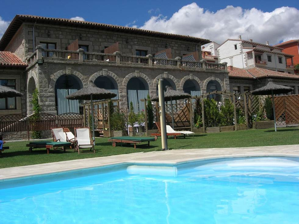 El Linar del Zaire, Posada Real en la Sierra de Gredos, Burgohondo, Avila
