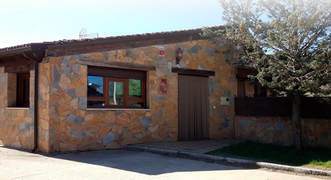 El Mirador de Campumedra, casa rural completa para 6 personas en Vadillo, Soria