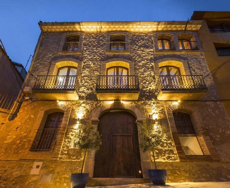 Hotel Rural El Palauet del Priorat, Cornudella de Montsant, Tarragona