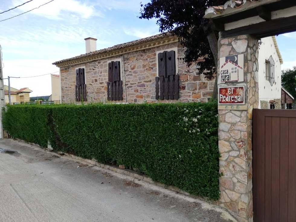 Alquiler de Casa Rural El Pedregal en Pozuelo de Tábara, Zamora.