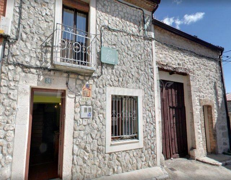 El Pico, casa rural en Canalejas de Peñafiel, Valladolid
