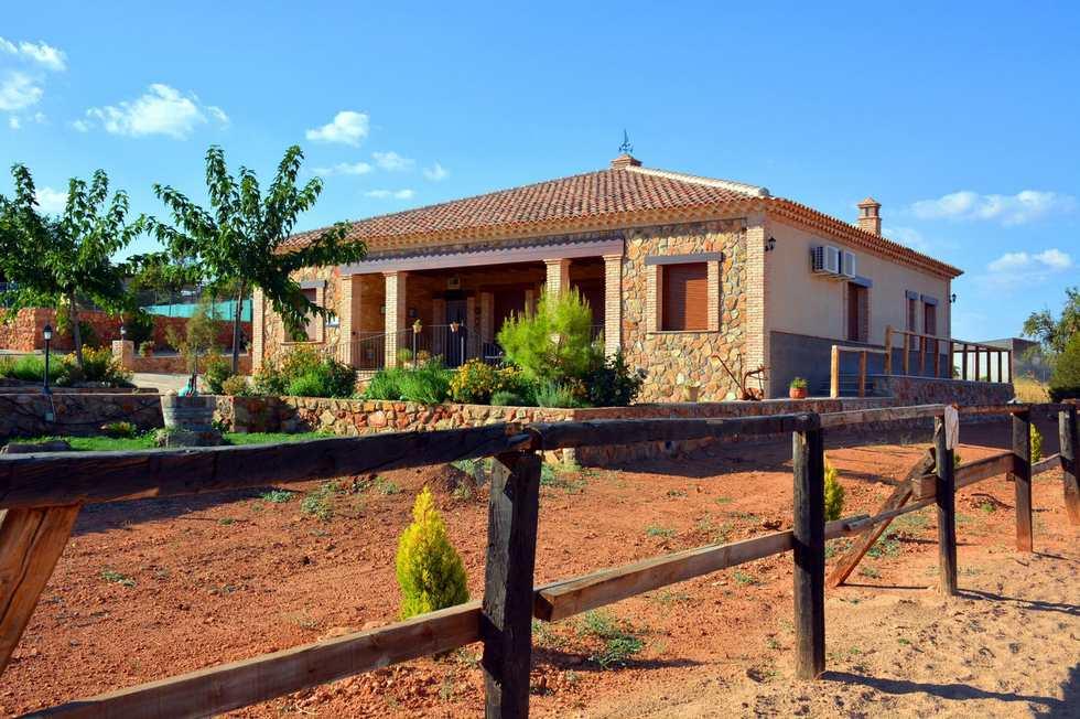 El Retiro de Cervantes, casas rurales en Ossa de Montiel, Albacete