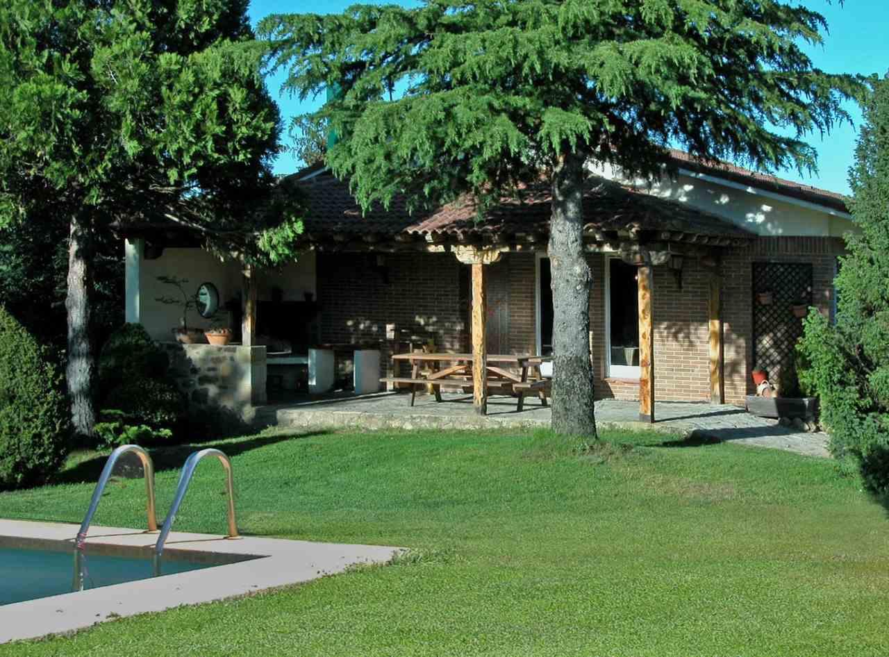 Casa rural El Rincon del Tejo en Herreros, Soria